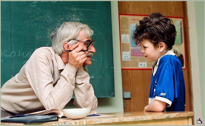 как знакомиться учитель с учениками